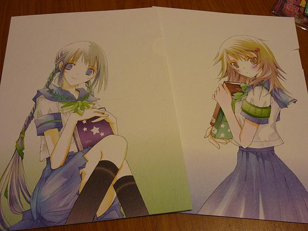 文學少女和風L夾-1(正)