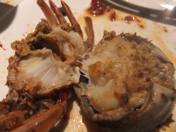 海底撈 - 蟹黃墨魚滑