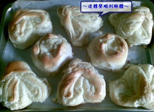 椰子麵包3