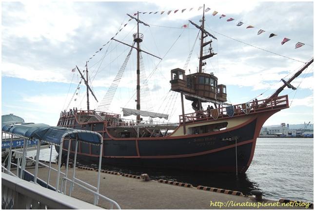 聖馬利亞號帆船型遊船003.JPG