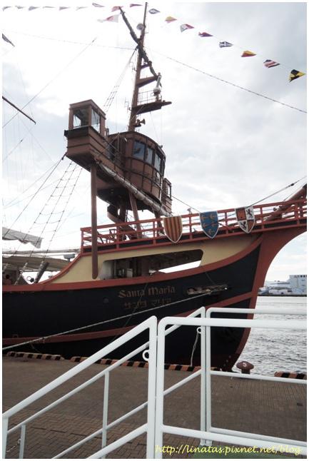 聖馬利亞號帆船型遊船004.JPG