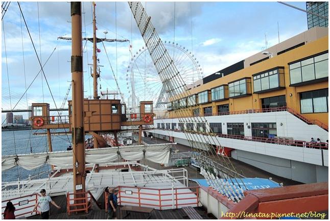 聖馬利亞號帆船型遊船009.JPG