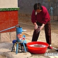 大陸-青島-老式的抽水機