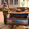大陸-青島-每天都會來賣豬肉的大叔