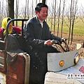 大陸-青島-特製的三輪車
