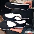 大陸-青島-親手做的傳統黑布鞋