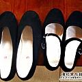 大陸-青島-傳統黑布鞋