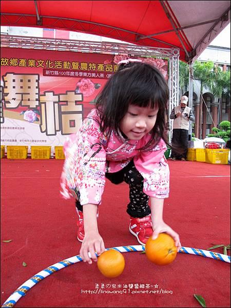 2012-0115-Yuki 4Y 竹北搬橘子比賽