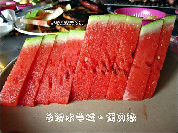 2012-0629-苗栗後龍-台灣水牛城-玩水烤肉 (11)