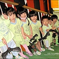 2012-1030-Yuki 4Y10M幼稚園第一次萬聖節
