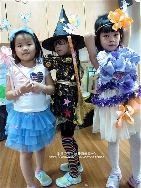 2012-1030-Yuki 4Y10M幼稚園第一次萬聖節 (6)