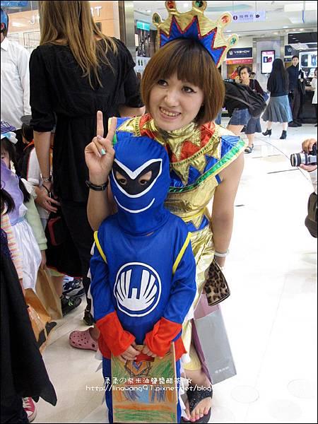 2012-1030-Yuki 4Y10M幼稚園第一次萬聖節 (25)