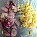 2012-0214-櫻花蝦香腸洋地瓜炊飯 (2)
