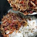 2012-0214-櫻花蝦香腸洋地瓜炊飯 (8)