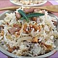 2012-0214-櫻花蝦香腸洋地瓜炊飯 (12)