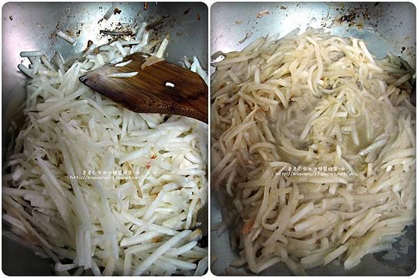 2012-0214-櫻花蝦香腸洋地瓜炊飯 (15)