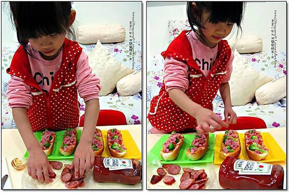 2012-1202-亨式番茄醬-小雞熱狗披蕯 (19)