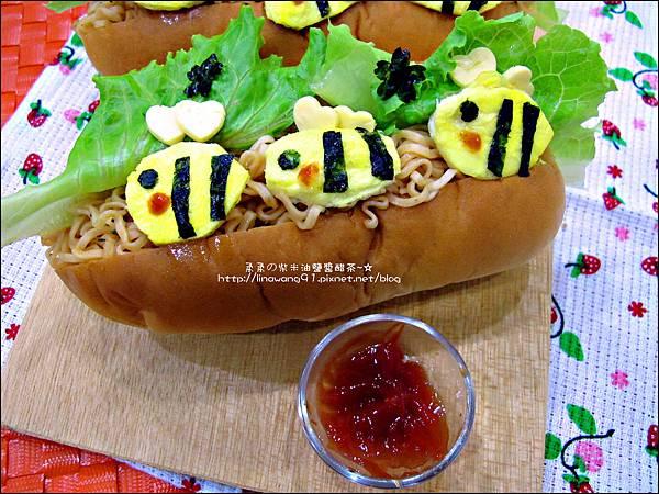 2012-1202-亨式番茄醬-蜜蜂拌麵大亨堡 (13)
