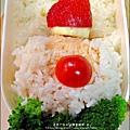 2012-1218-可愛造型便當-聖誕老公公 (3)