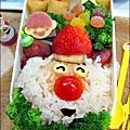 2012-1218-可愛造型便當-聖誕老公公 (10)