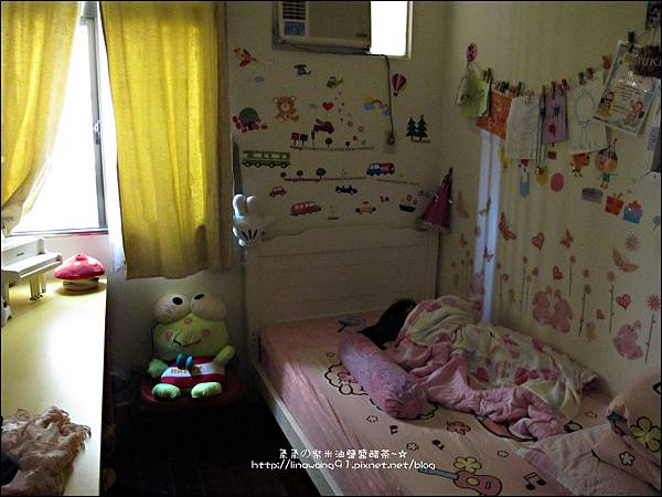 2012-0917-Yuki 4Y8M自己睡