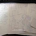 2012-1117-Yuki 4Y10數字寫1-100
