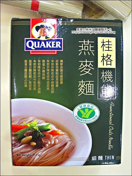 2013-0213-桂格機能燕麥麵