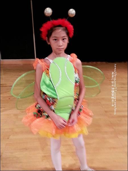 2012-0826-Yuki 4Y8M-欣蕾第一次公演 (1)