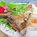 2013-0405-i3Fersh愛上新鮮-檸檬葉烤魚下巴 (3)
