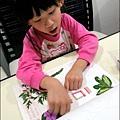 2012-1027-幼稚園中班上學期-美麗的衣牚-Yuki 4Y10M-作業日曆