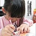 2012-1112-幼稚園中班上學期-美麗的衣牚-Yuki 4Y10M-作業衣服