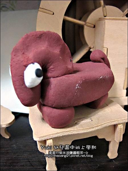 2012-1212-幼稚園中班上學期-農場生活-Yuki 4Y11M