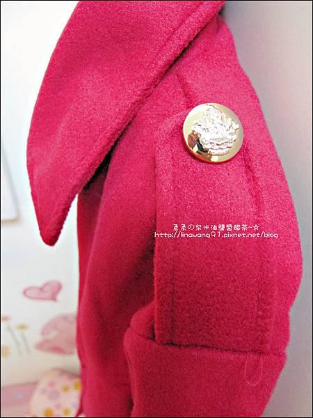 2013-1025-OB嚴選-皇家質感雙排釦毛呢腰綁帶長版外套 (5).jpg