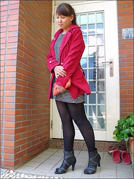 2013-1026-OB嚴選-皇家質感雙排釦毛呢腰綁帶長版外套 (3).jpg
