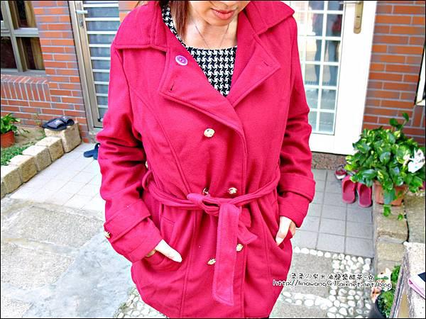 2013-1026-OB嚴選-皇家質感雙排釦毛呢腰綁帶長版外套.jpg