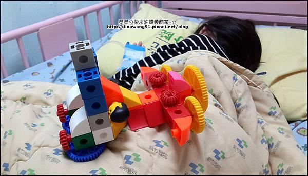 2014-0612-Yuki 6Y5M A型流感住院.jpg