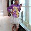 2014-1110-PUZZLE 拍手國際-迪士尼童裝Rapunzel公主.jpg