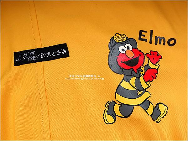 2015-0925-Ayumi 美國麻街限定款袋鼠媽媽袋-消防英雄 (8).jpg