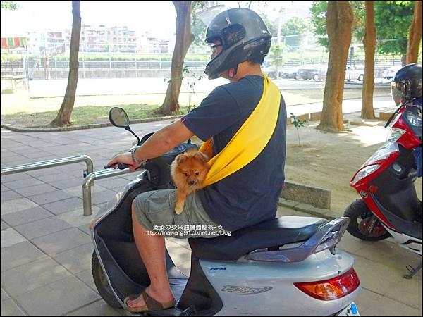 2015-0925-Ayumi 美國麻街限定款袋鼠媽媽袋-消防英雄 (16).jpg