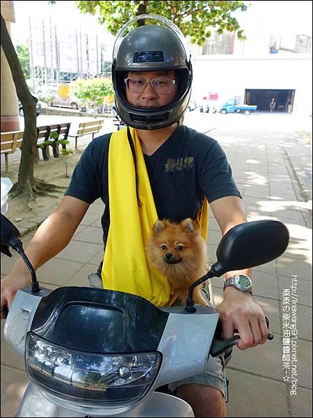 2015-0925-Ayumi 美國麻街限定款袋鼠媽媽袋-消防英雄 (17).jpg