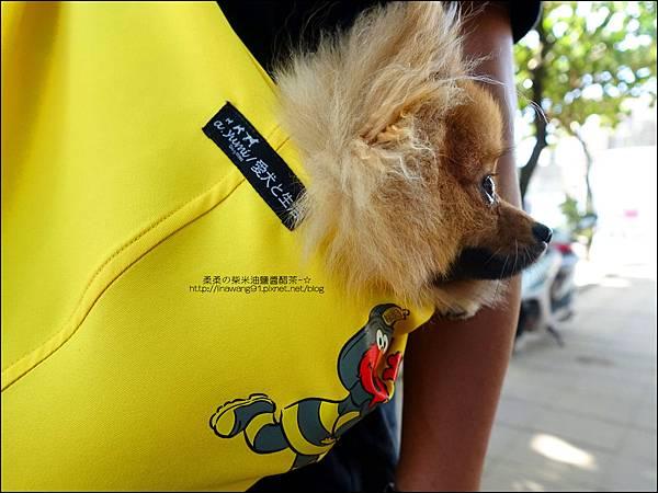 2015-0925-Ayumi 美國麻街限定款袋鼠媽媽袋-消防英雄 (21).jpg