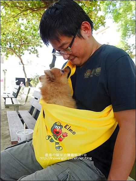2015-0925-Ayumi 美國麻街限定款袋鼠媽媽袋-消防英雄 (25).jpg