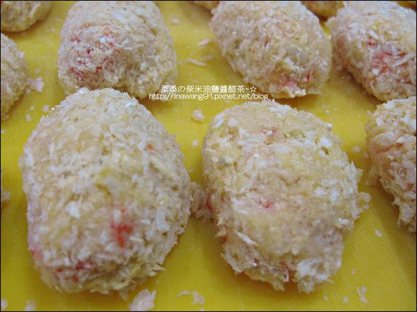 2011-0307-康寶香蟹南瓜-火腿蘑菇濃湯-可樂餅-親子丼 (8).jpg