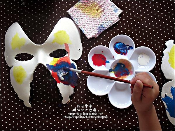 媽咪小太陽親子聚會-萬聖節-蝴蝶面具-2010-1025 (23).jpg