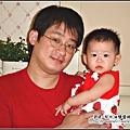正常版的老公與七個月的yuki.jpg