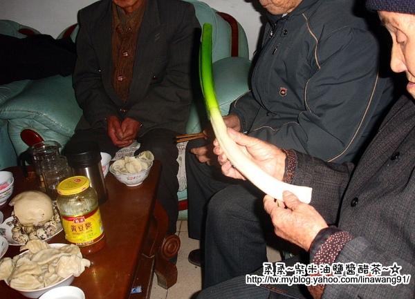 大陸-青島-老人愛吃大蔥.jpg