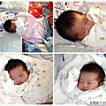 剛出生15天 yuki 的睡相.jpg