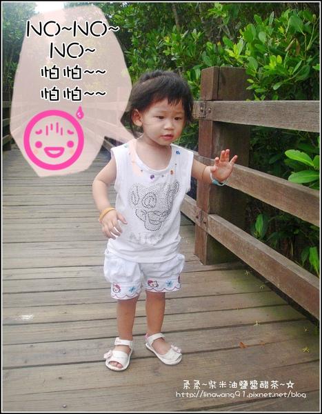 2009-0803新豐紅毛港紅樹林遊憩區-YUKI怕怕.jpg