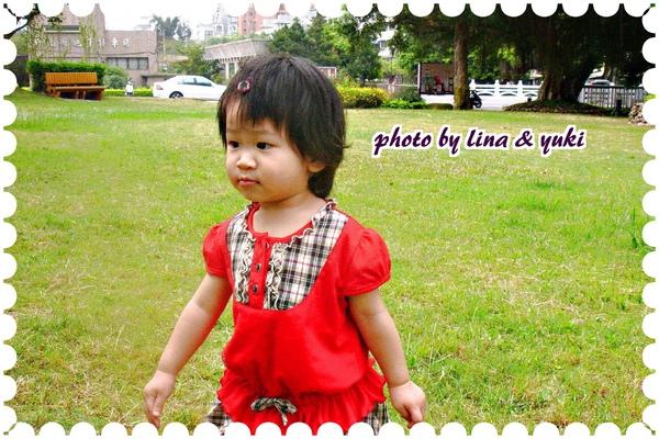 1歲5個月的yuki在稅捐處附近的公園.jpg