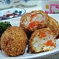 2011-0307-康寶香蟹南瓜-火腿蘑菇濃湯-可樂餅-親子丼 (13).jpg